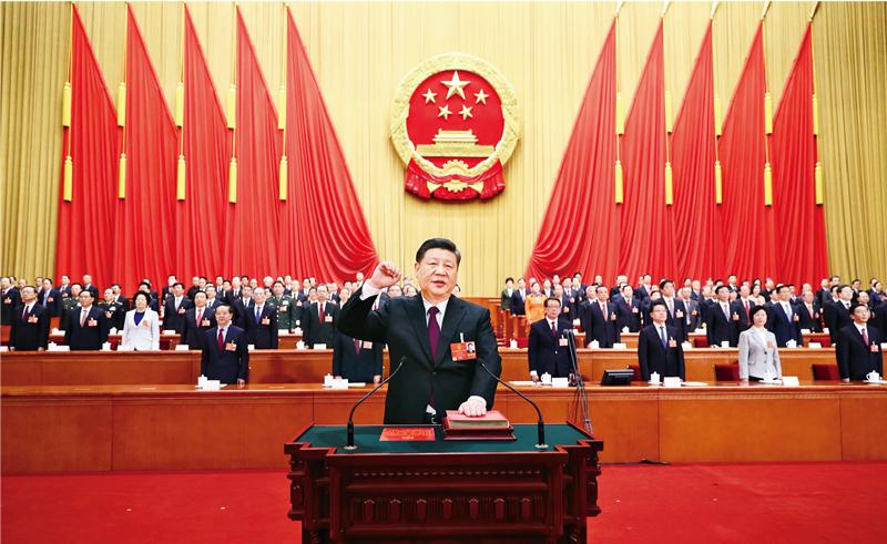 习近平:推进全面依法治国,发挥法治在国家治理体系和治理能力现