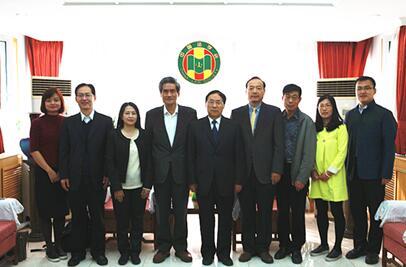 台湾食品工业发展研究所专家访问中心