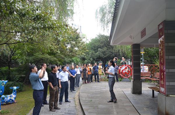 """中国法学会组织开展2018年第3期""""法学家下基层""""专题调研"""